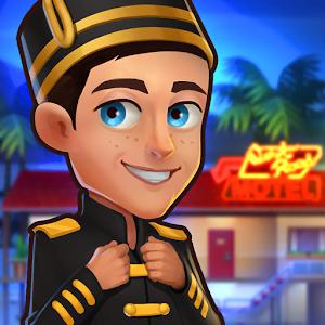 Doorman Story: Hotel team tycoon v1.2.12 MOD (Diamonds/Gold)